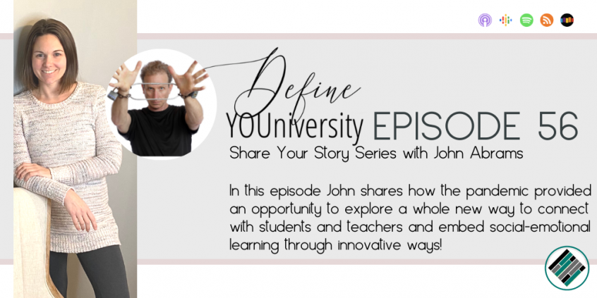 Lindsay Titus Talks to John Abrams on Episide 56